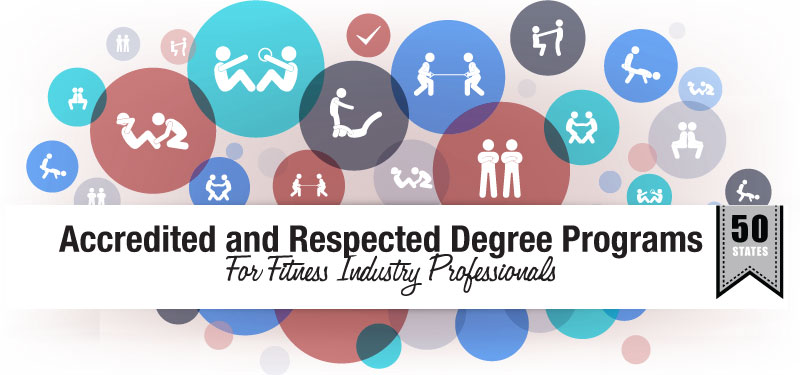 Accredited Degree Programs for Personal Trainers