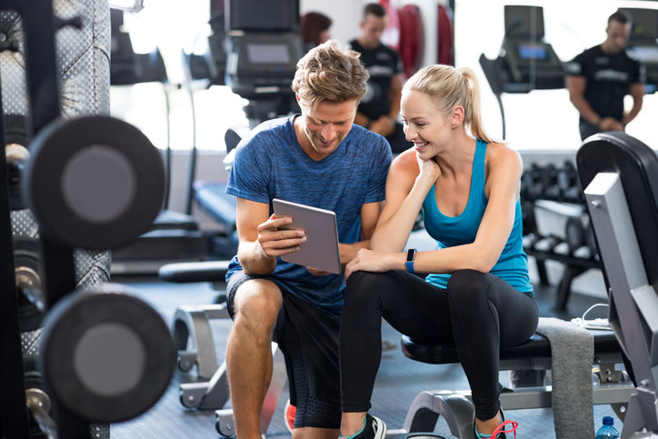 top ipad apps for personal trainers